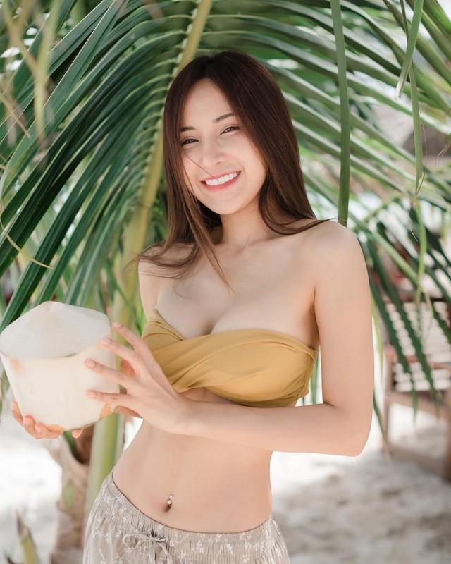 """""""Lot xac"""" sau nieng rang, hot girl Thai duoc khen """"dep tua thien than""""-Hinh-11"""