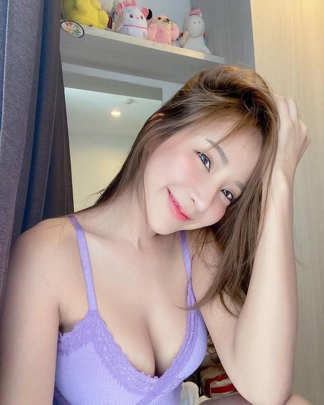 """""""Lot xac"""" sau nieng rang, hot girl Thai duoc khen """"dep tua thien than""""-Hinh-12"""