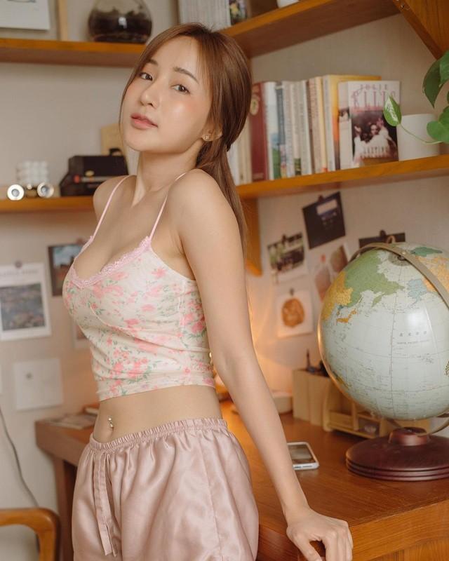 """""""Lot xac"""" sau nieng rang, hot girl Thai duoc khen """"dep tua thien than""""-Hinh-8"""