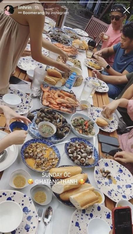 Du tiec cung Ha Tang, Linh Rin chac suat nang dau hao mon-Hinh-4