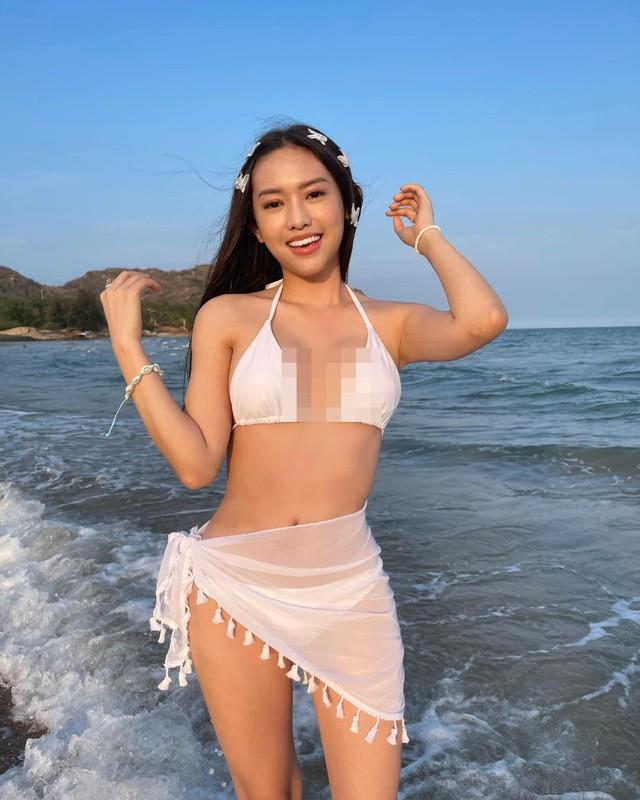 """Gia nhap """"duong dua bikini"""", hot girl Ca Mau duoc khen sac voc-Hinh-3"""