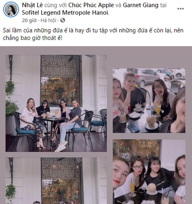 """Cong khai chua lau, Nhat Le va ban trai moi lo nghi van """"toang""""-Hinh-5"""