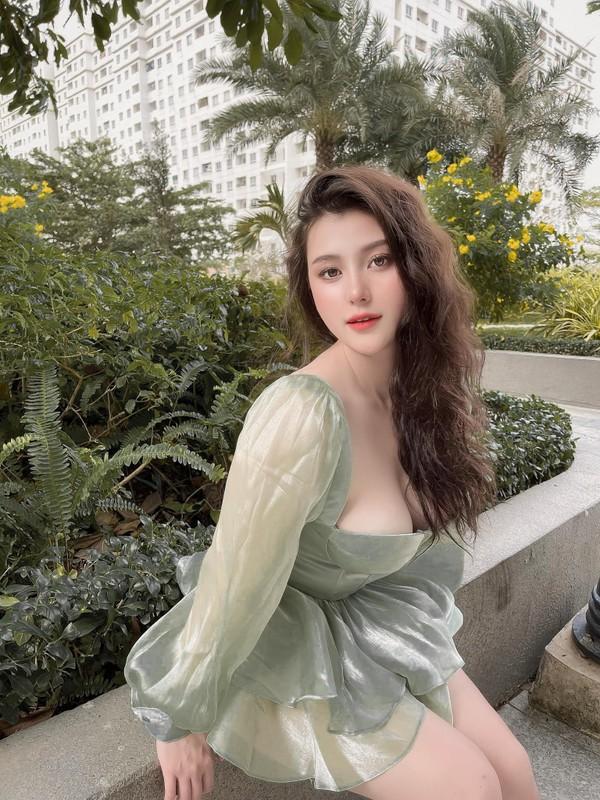 """Chuong phong cach """"chin ep"""", hot girl lai Viet - My quyen ru van phan-Hinh-8"""