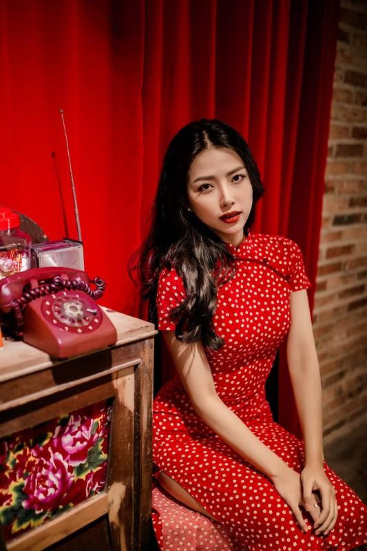 Nhan sac co vo chuan hot girl van nguoi me cua Phan Manh Quynh-Hinh-9