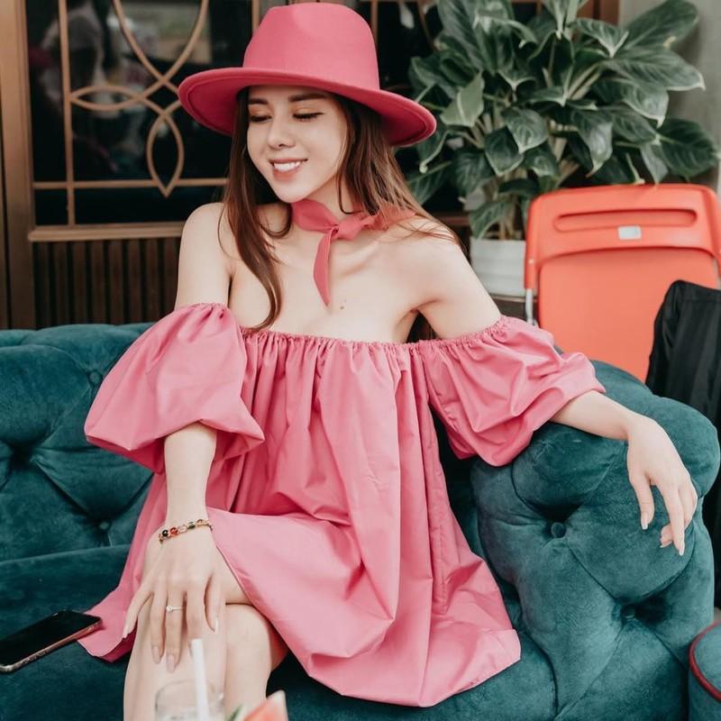 Sac voc dep nhu tac tuong cua co vo hot girl vlogger Huy Cung-Hinh-8