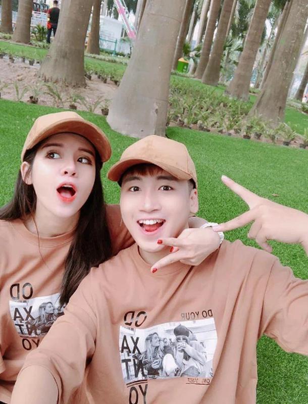 Sac voc dep nhu tac tuong cua co vo hot girl vlogger Huy Cung