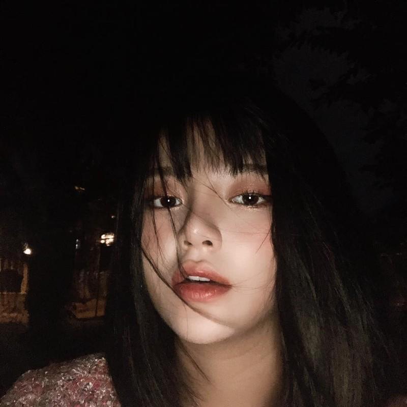 """Hot girl Gia Lai gay """"sot"""" khi so huu khuon mat tua bup be-Hinh-10"""