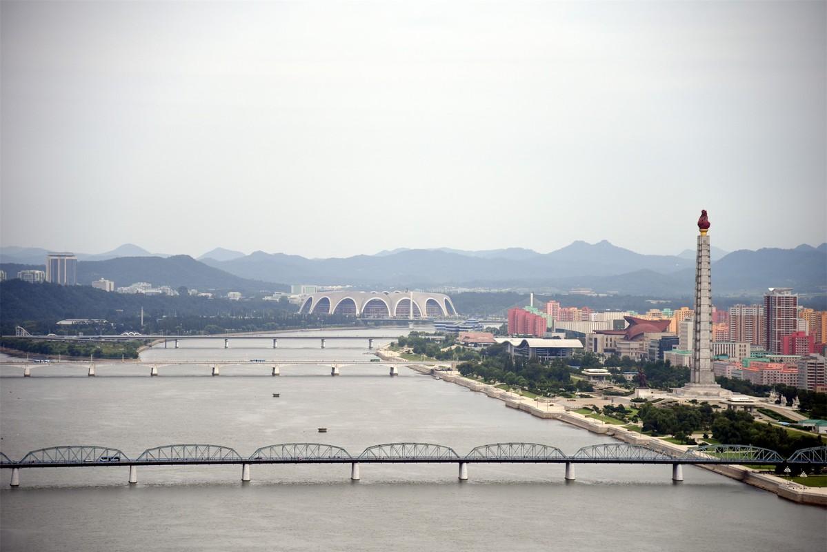 Thu do Binh Nhuong (Trieu Tien) dep an tuong tu goc nhin tren cao-Hinh-8