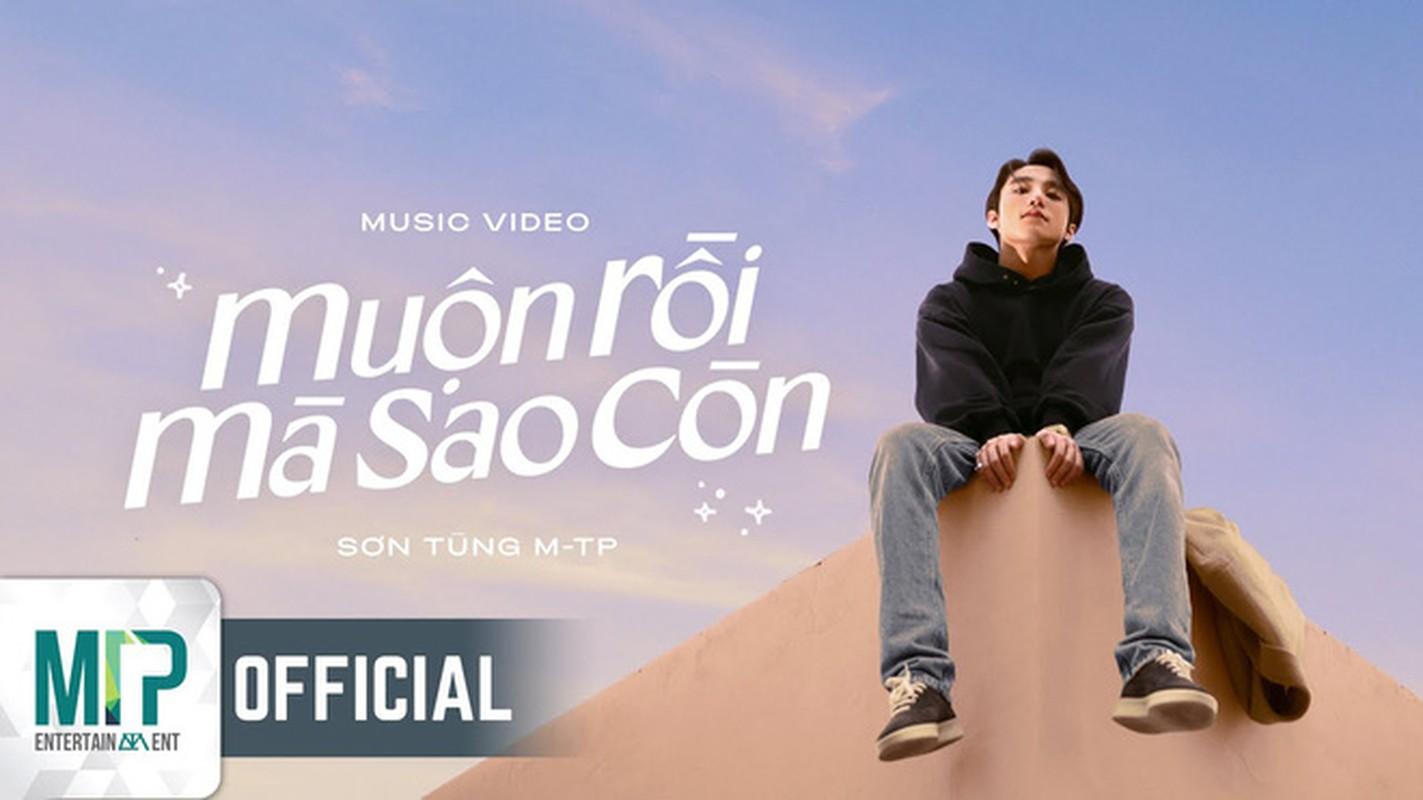 Xuat hien chop nhoang trong MV Son Tung, nu chinh lo danh tinh