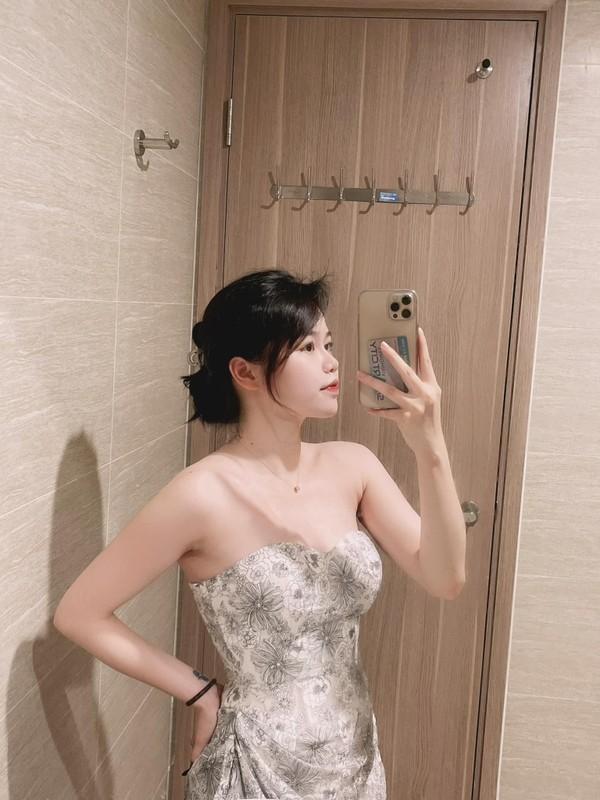 """Lo danh tinh """"bo moi"""" cua ban gai cu Quang Hai, netizen xon xao-Hinh-2"""