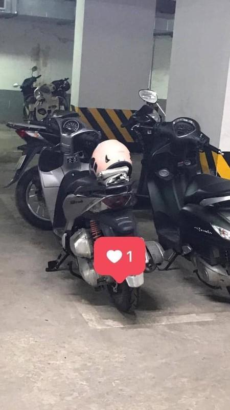 """Gap gon ao mua cho ca ham gui xe, bac bao ve nhan """"trieu like""""-Hinh-3"""
