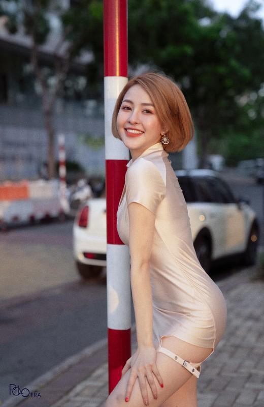 Quay clip 13s, hot girl Tram Anh bi netizen soi vong 1 bat thuong-Hinh-12