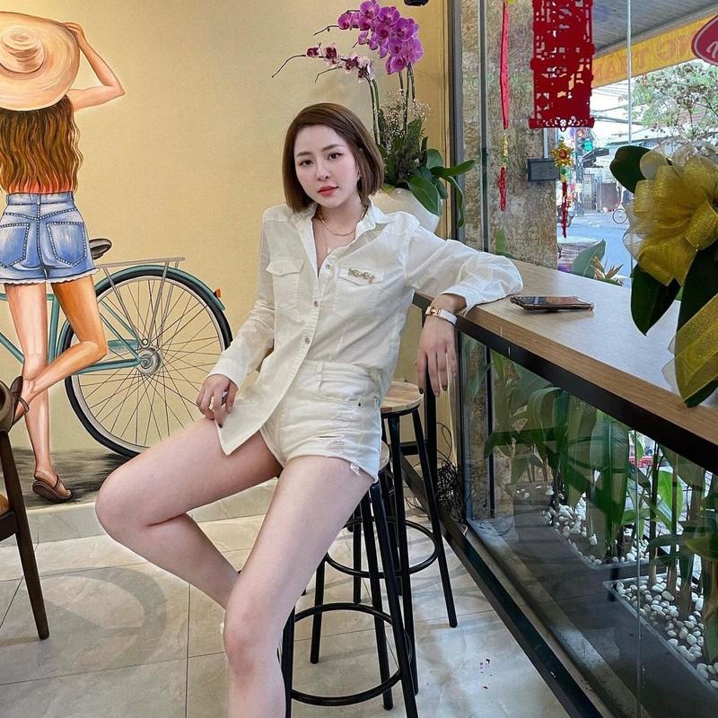 Quay clip 13s, hot girl Tram Anh bi netizen soi vong 1 bat thuong-Hinh-7