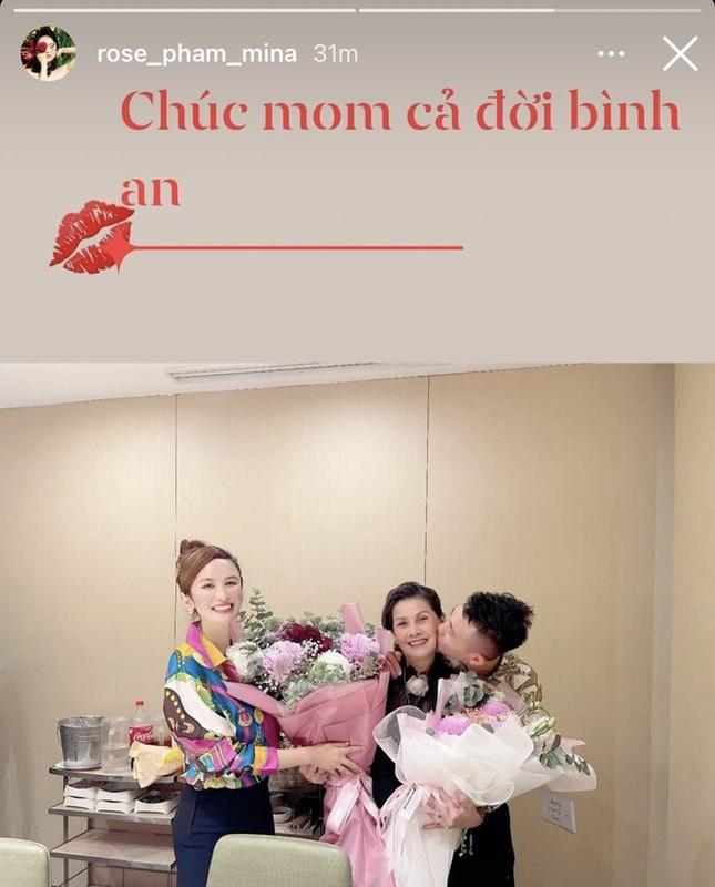 Vo 2 Minh Nhua bat ngo lo moi quan he voi me chong-Hinh-3