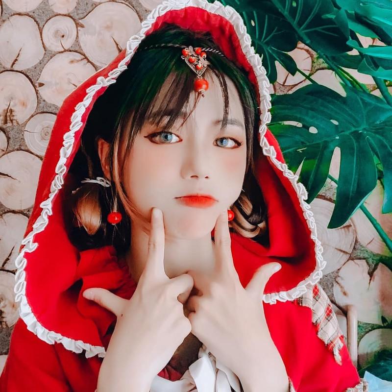 Nhan sac dep nhu thien than cua hot girl trong lang cosplay-Hinh-9