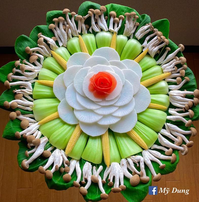 Co gai Viet song tai Nhat khoe dia mon an dep nhu anh mang-Hinh-4