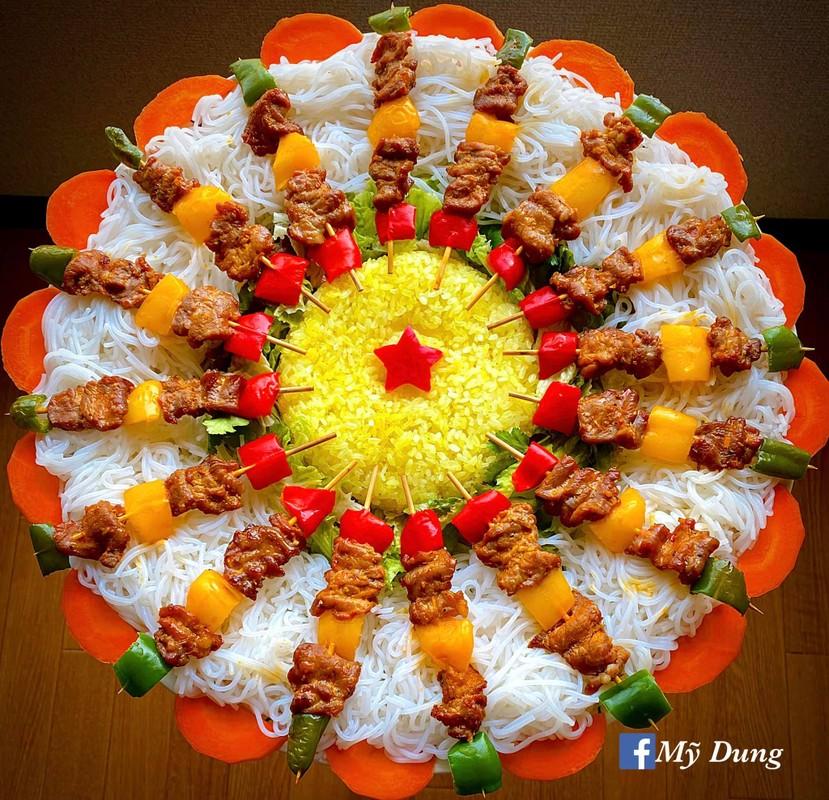 Co gai Viet song tai Nhat khoe dia mon an dep nhu anh mang-Hinh-5