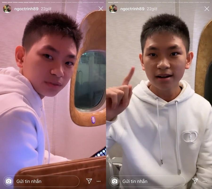 Rich kid fan Ngoc Trinh khien netizen bat ngo khi khoe tu lanh-Hinh-10