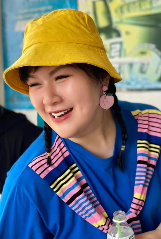 """Bat ngo voc dang hien tai cua """"hot girl tram ky"""" sau giam can-Hinh-6"""