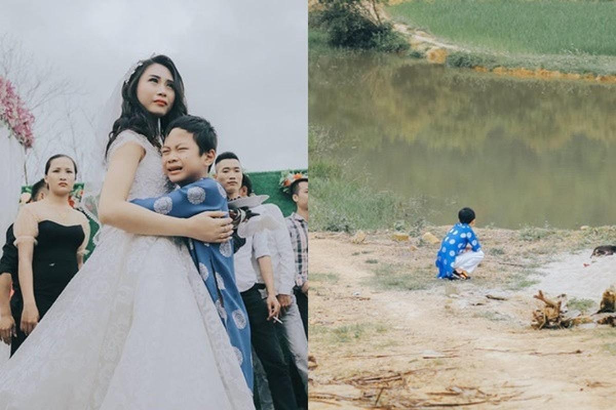 Co di lay chong, chau nho khoc nuc no khong roi gay bat ngo-Hinh-12
