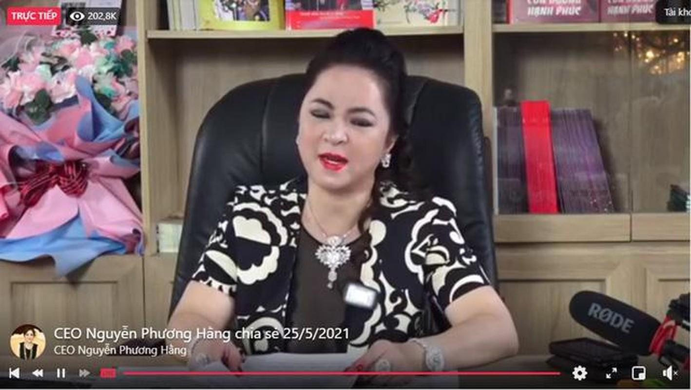 """Loạt phát ngôn """"chất"""" của bà Phương Hằng, netizen nghe xong gật gù"""