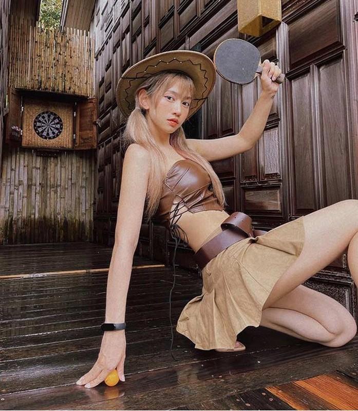 Tham gia Nong cung Euro, hot Tiktoker Le Bong noi bat nho dieu nay-Hinh-9