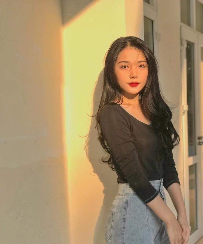 """So huu chieu cao """"khung"""", hot girl truong Bao chuan nguoi mau-Hinh-12"""