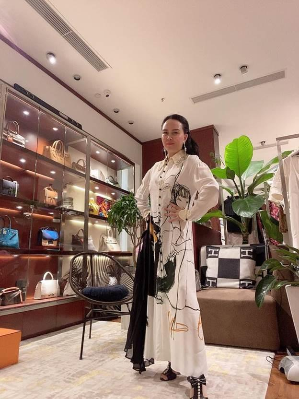 "Trong nham "" cay xoai phan chu"", Phuong Chanel nhan cai ket"
