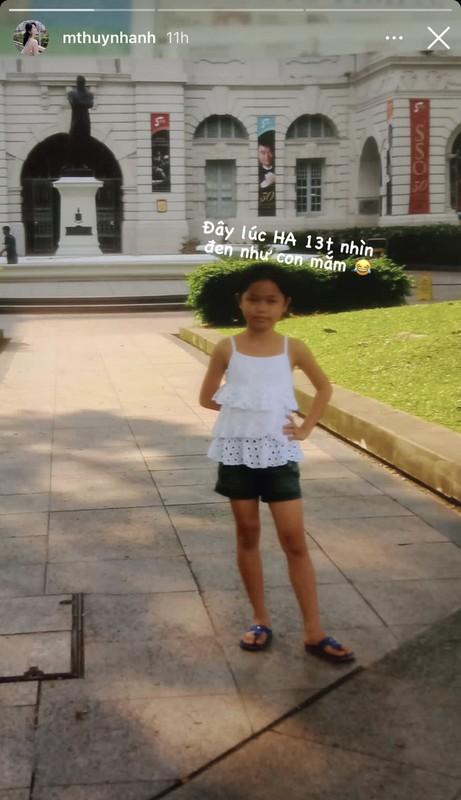 Bo cua Quang Hai khoe anh ngay be, nhan sac khac khong nhan ra-Hinh-3