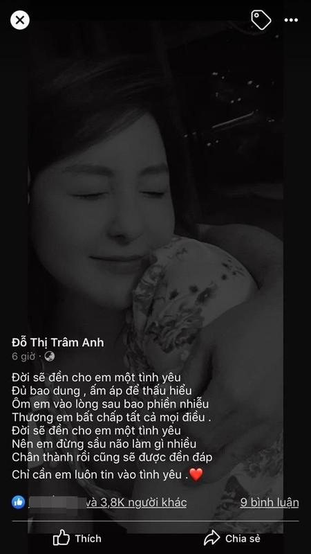 De lo canh tay la, hot girl Tram Anh khien netizen don doan xon xao-Hinh-2