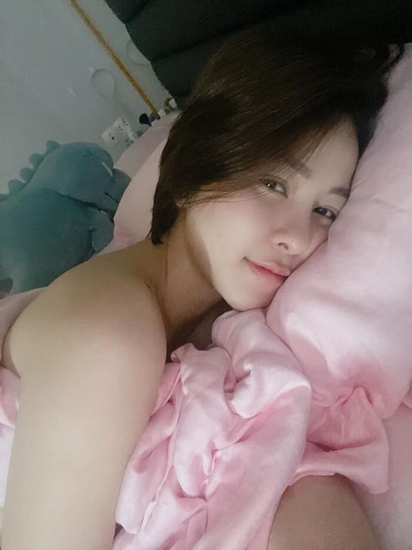 De lo canh tay la, hot girl Tram Anh khien netizen don doan xon xao-Hinh-6