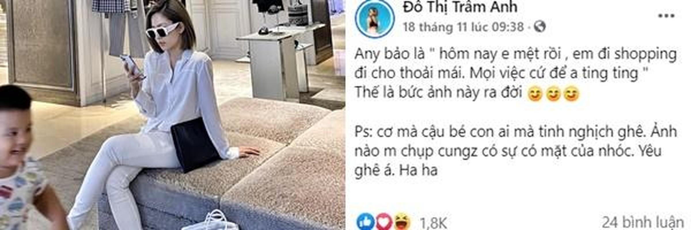 De lo canh tay la, hot girl Tram Anh khien netizen don doan xon xao-Hinh-9