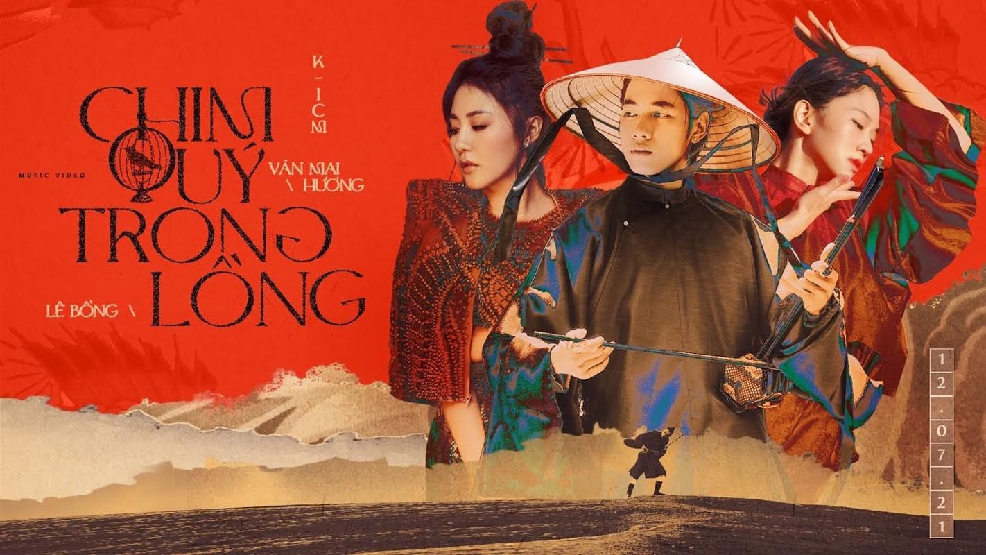 "Dong MV moi cua K-ICM, ""hot girl thi phi"" Le Bong gay tranh cai"