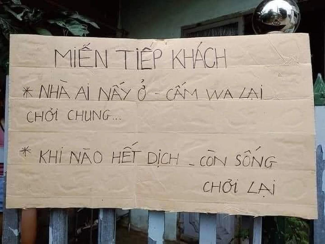 Can than mua dich, nhieu chu nha dat bien thong bao doc