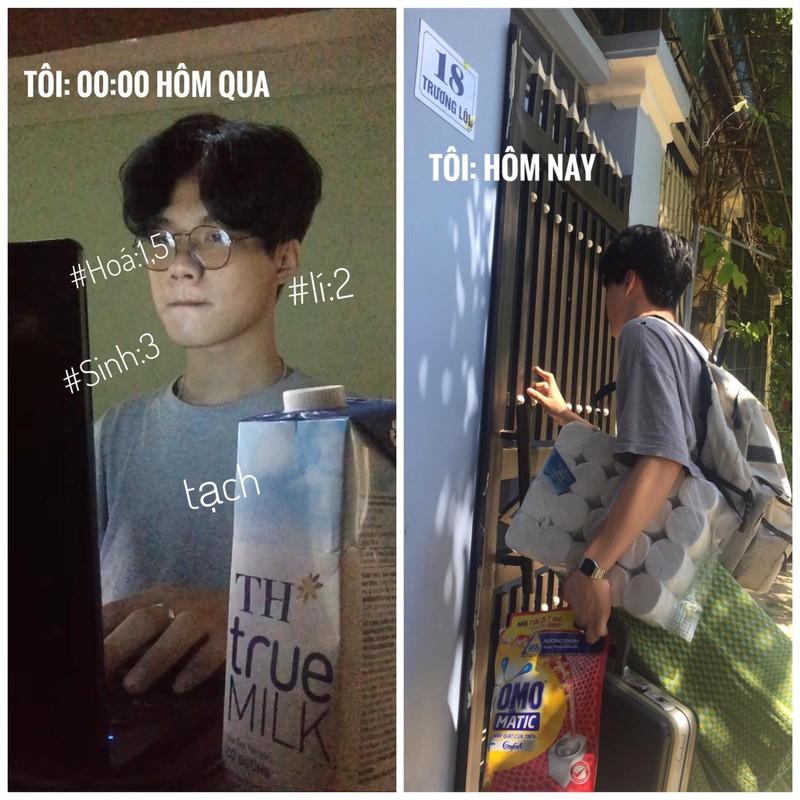 Cong bo diem thi tot nghiep THPT, netizen tung anh che tung bung-Hinh-10