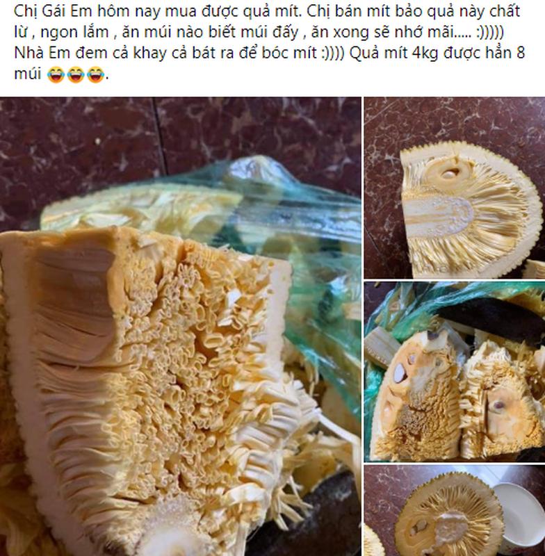 "Tin loi chi ban hang mua qua mit, co gai nhan cai ket ""dang"""