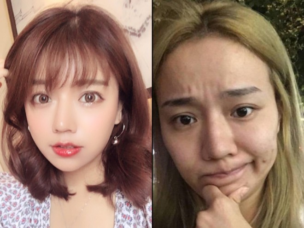Hot girl TikTok nhay nhot lo mat moc khien netizen that kinh-Hinh-12