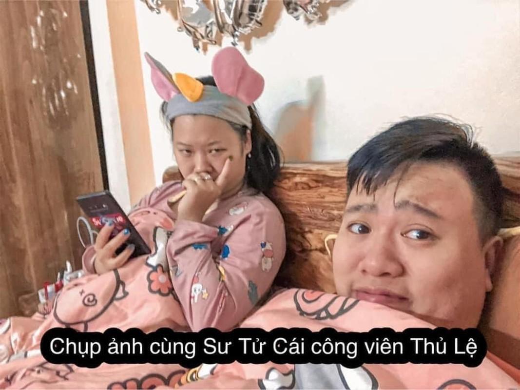 Du lich tai nha mua dich, chang trai 9X lam netizen cuoi ngat-Hinh-7