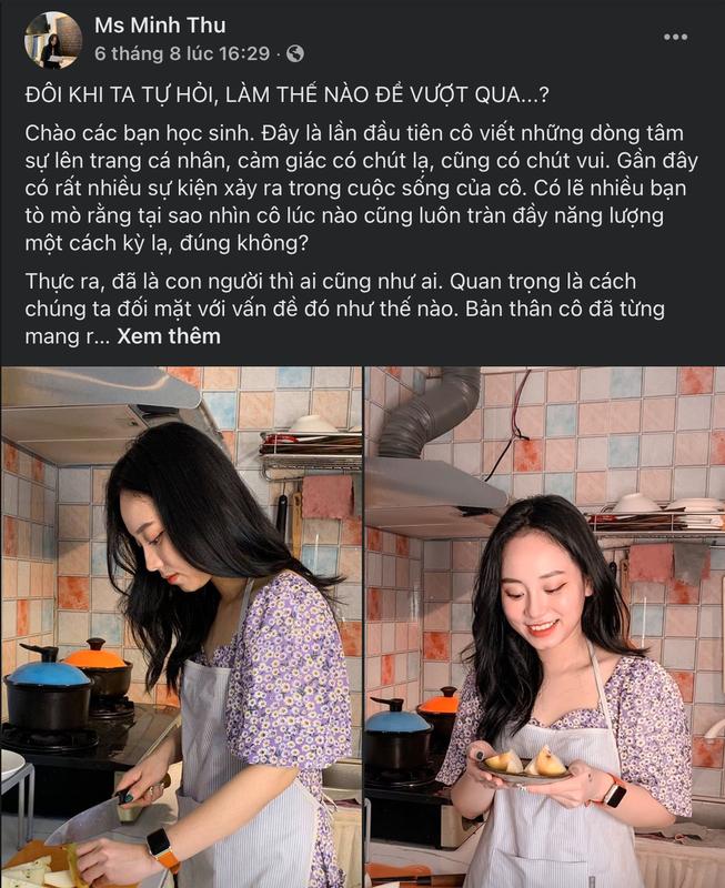 """Bi yeu cau """"go"""" danh co giao, Minh Thu co hanh dong kho hieu-Hinh-7"""
