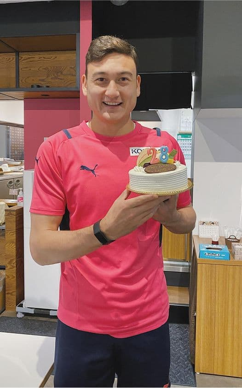 Sinh nhat Dang Van Lam, ban gai dang anh khien netizen ghen ti-Hinh-4