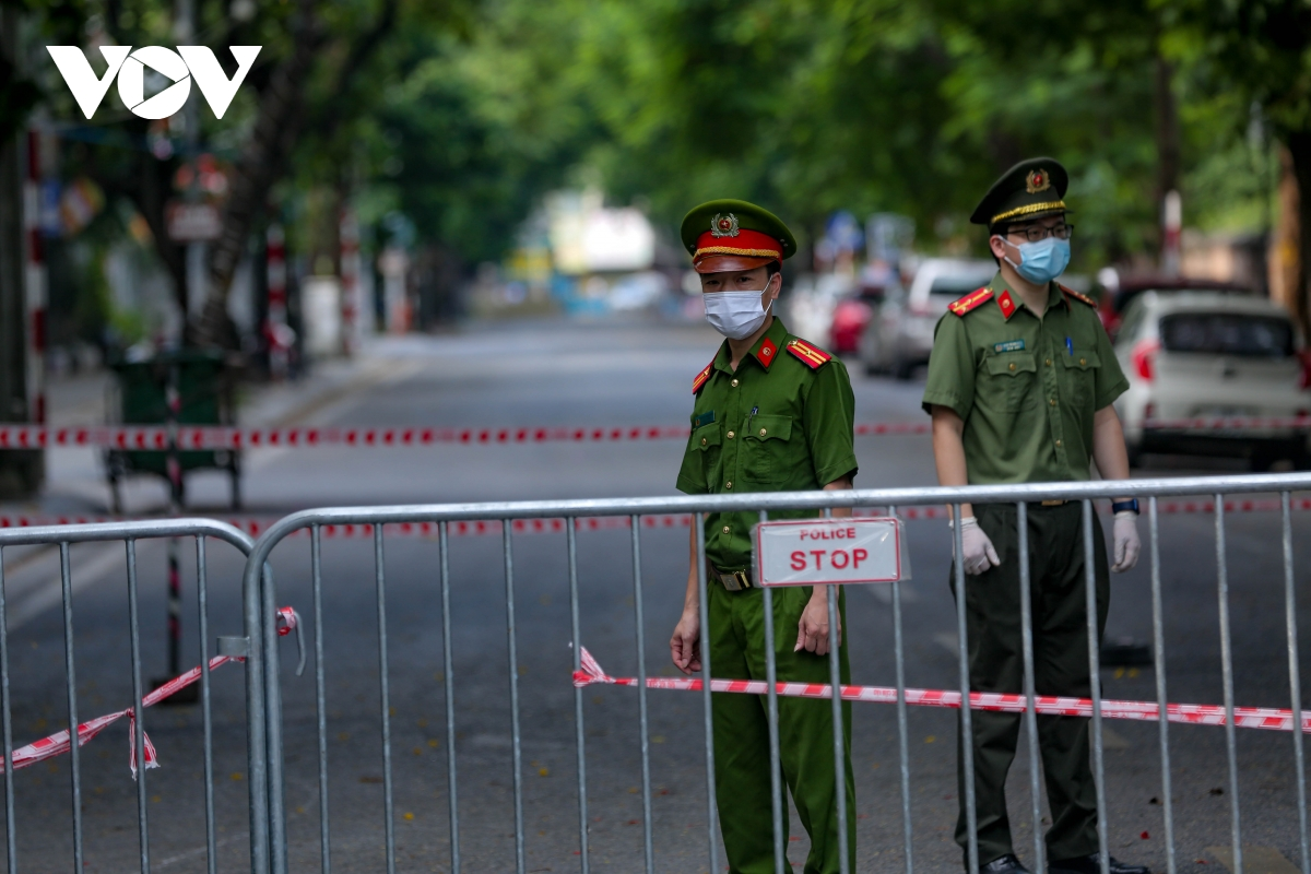 Ha Noi phong toa 2 phuong Van Mieu, Van Chuong trong 14 ngay-Hinh-9