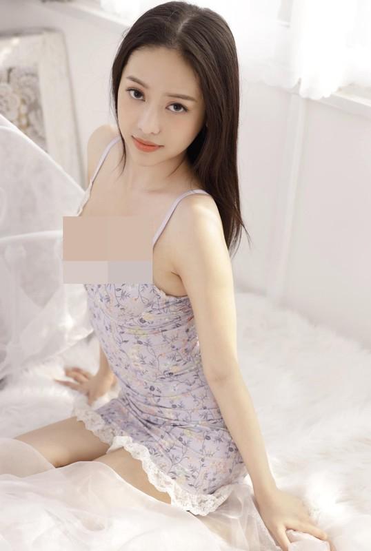 Khoe toc moi, hot girl Ca Mau lai khien netizen chu y dieu nay-Hinh-12