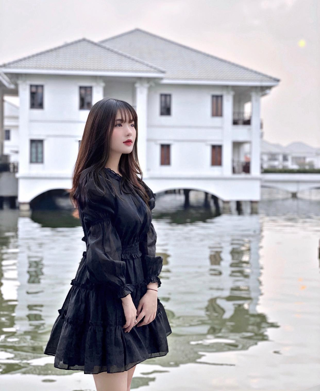 Dep chuan nang tho, nu sinh DH Thuong Mai gay me van nguoi-Hinh-10