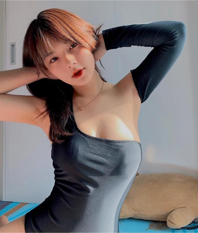 Dep chuan nang tho, nu sinh DH Thuong Mai gay me van nguoi-Hinh-2