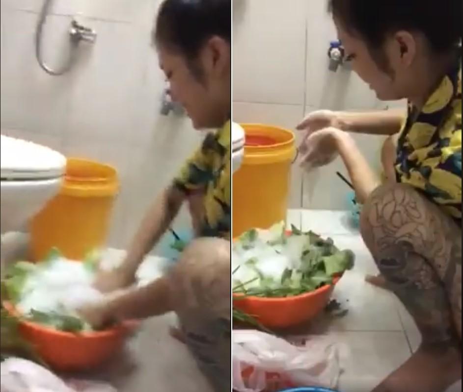 Can loi co gai rua thit bang nuoc rua bat, netizen hua vao treu-Hinh-7