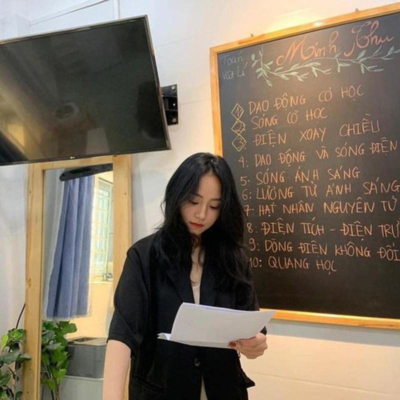 An theo ban thang Quang Hai, co giao Minh Thu bi netizen chi trich-Hinh-4