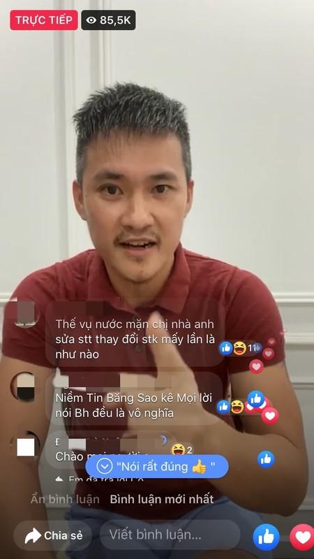 "Phat ngon ""chat lu"" cua Cong Vinh truoc ""tran dau"" voi ba Phuong Hang-Hinh-2"