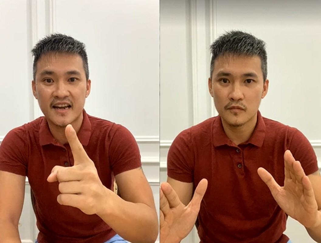 """Phat ngon """"chat lu"""" cua Cong Vinh truoc """"tran dau"""" voi ba Phuong Hang"""