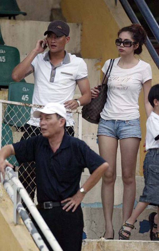Truoc lum xum sao ke, Cong Vinh tung co su nghiep day thang tram-Hinh-9