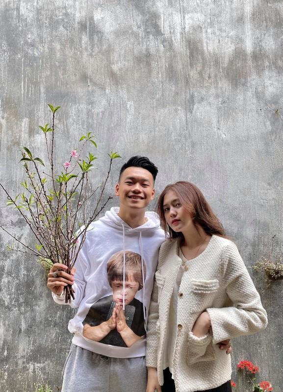 """Thanh Chung chan thuong, ban gai hot girl dong vien nghe ma """"lim tim""""-Hinh-6"""